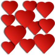 350-hearts